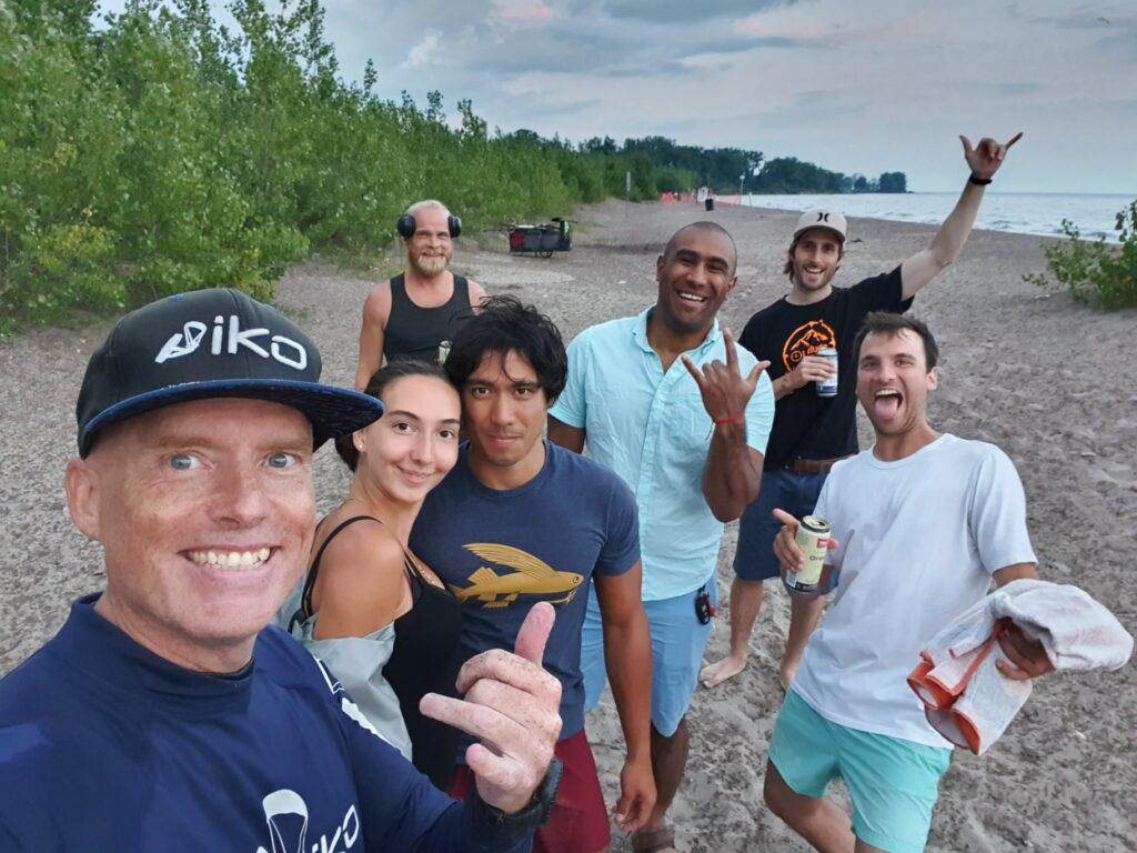 Hanlan's Kite Crew